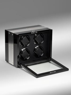Кутия за навиване Rothenschild за 4 часовника RS-2302-SST