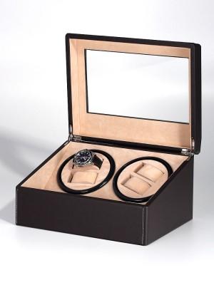 Комбинирана кутия Rothenschild RS-2202-DBR за 4+6 часовника