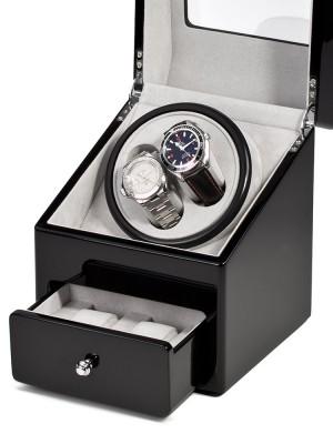 Комбинирана кутия Rothenschild RS-621-2-B за 2+2 часовника