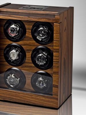 Кутия за навиване Rothenschild Trieste RS-2043-RSW за 6 часовника