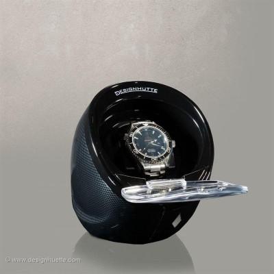 Кутия за навиване на часовник Designhuette Optimus - карбон