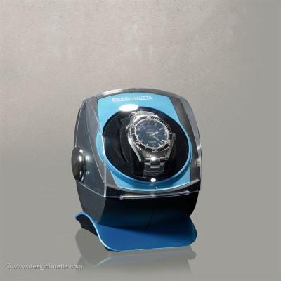 Кутия за навиване на часовник Designhuette  Space - Синя