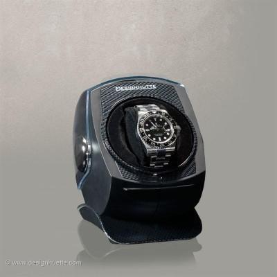 Кутия за навиване на часовник Designhuette  Space - карбон