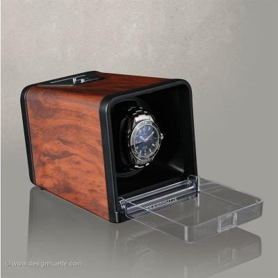 Кутия за навиване на часовници Designhuette  Urban - махагон