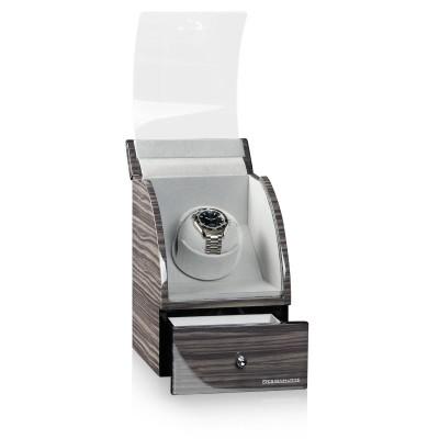 Кутия за навиване Designhütte Basel 1 Dark Oak 70005-37