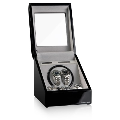 Кутия за навиване Designhütte Monaco Black 70005-01