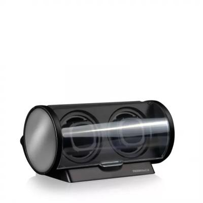 Кутия за навиване Designhütte Tubix Silver 70005-141
