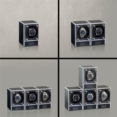 Кутия за навиване на часовници Designhuette  Piccolo - стил | Timezone24.bg