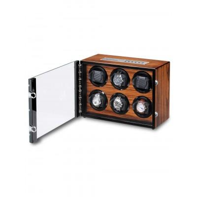 Кутия за навиване Rothenschild Chicago RS-2299-RSW за 6 часовника