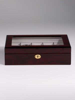 Кутия за съхранение Rothenschild RS-2031-DC за 10 часовника