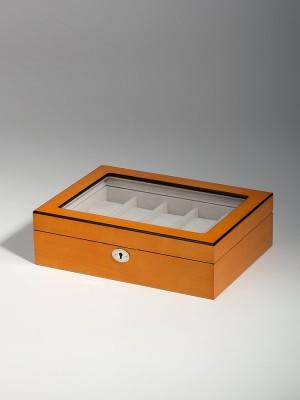 Кутия за съхранение Rothenschild RS-2039-10O за 10 часовника