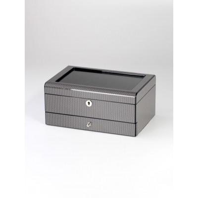 Кутия за съхранение Rothenschild RS-2268-8-CA за 8 часовника