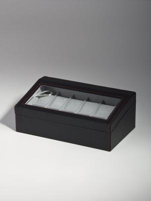 Кутия за съхранение Rothenschild RS-3455-12CFBL за 12 часовника