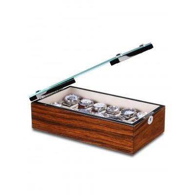 Кутия за съхранение Rothenschild Chicago RS-5072-RSW за 12 часовника