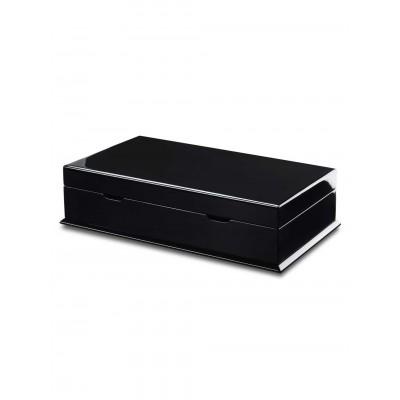 Кутия за съхранение Rothenschild Exclusive Line RS-5076-BK за 12 часовника