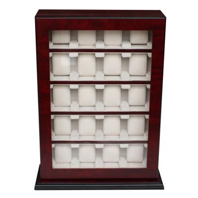 Кутия за съхранение Rothenschild RS-1100-20BU за 20 часовника