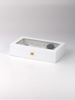 Кутия за съхранение Rothenschild RS-2111-12W за 12 часовника