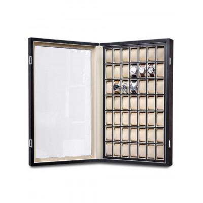 Кутия за съхранение Rothenschild RS-5075-BK за 49 часовника
