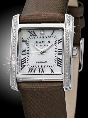 Дамски часовник Juwelis JW-S1405G-BRTX