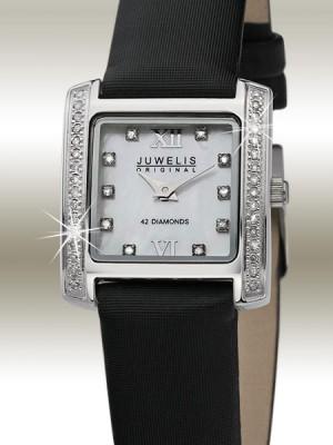 Дамски часовник Juwelis JW-S6005L-BKTX