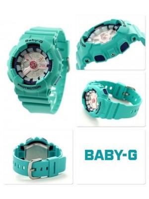 Дамски часовник Casio Baby-G BA-110SN-3AER