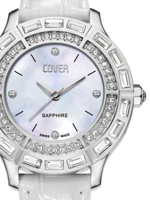 Дамски часовник Cover CO139.ST2LWH/SW