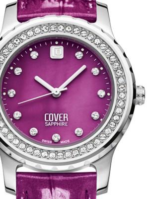 Дамски часовник Cover Lady CO154.ST55LPU/SW