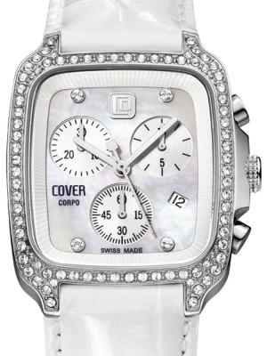 Дамски часовник Cover Corpo CO151.ST2LWH/SW