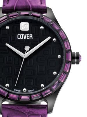Дамски часовник Cover Decora CO164.BPL1LPU/SW