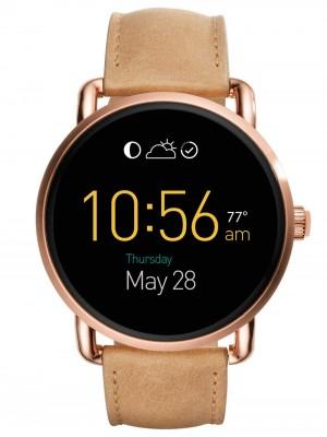 Дамски смарт часовник Fossil Q Wander 2.0 FTW2102