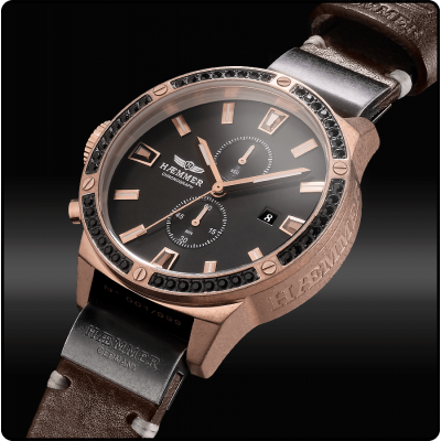 Дамски часовник Haemmer Rebellica DCR-04-D Donata