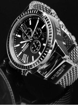 Дамски часовник Haemmer Dark Secret BD-02-M Alexa