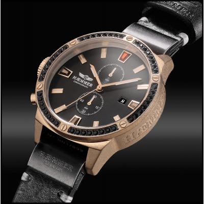 Дамски часовник Haemmer Rebellica DCR-03-D Arzu
