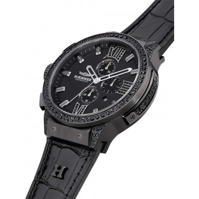 Дамски часовник Haemmer Eminent E-002 Midnight