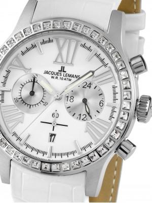 Дамски часовник Jacques Lemans Porto 1-1810B