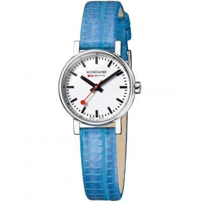 Дамски часовник Mondaine EVO Petite A658.30301.11SBD