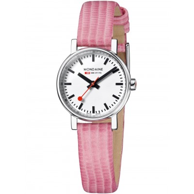 Дамски часовник Mondaine EVO Petite A658.30301.11SBP