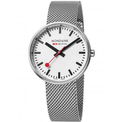 Дамски часовник Mondaine SBB Mini-Giant A763.30362.16SBM