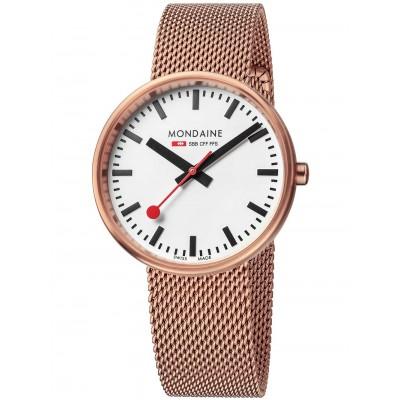 Дамски часовник Mondaine SBB Mini-Giant A763.30362.22SBM