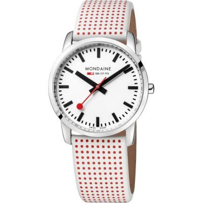 Дамски часовник Mondaine Simply Elegant A400.30351.11SBA