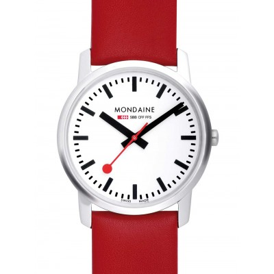 Дамски часовник Mondaine Simply Elegant A400.30351.11SBC