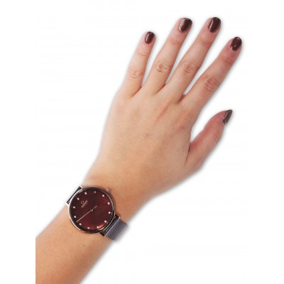 Дамски часовник Obaku Ladies V186LXVNMN