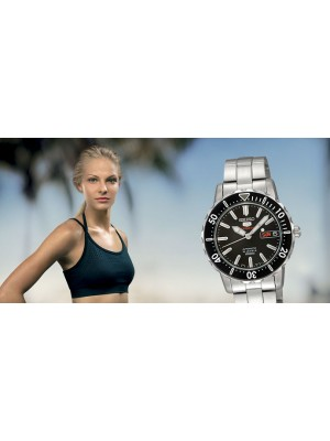 Дамски часовник Seiko 5 SRP191K1
