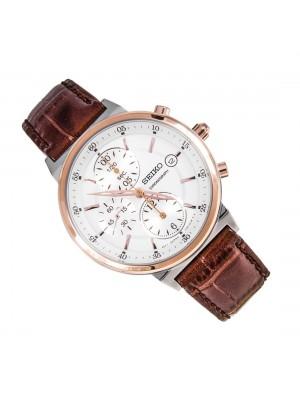 Дамски часовник Seiko Chronograph SNDW48P2