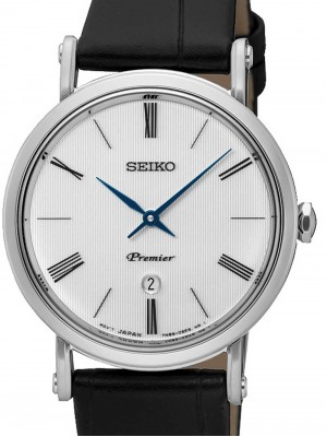 Дамски часовник Seiko Premier SXB431P1