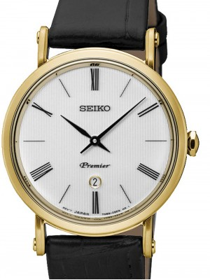 Дамски часовник Seiko Premier SXB432P1