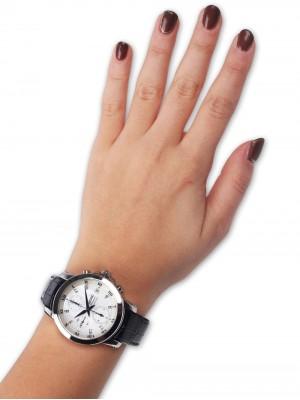 Дамски часовник Seiko Premier SNDV59P2 Chrono