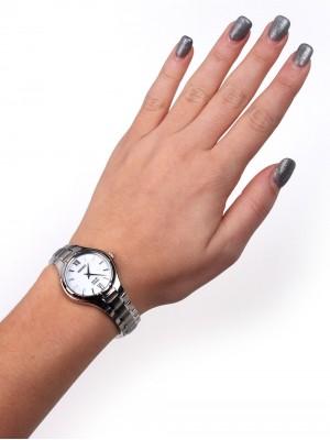 Дамски часовник Seiko Solar-Titanium SUP277P1