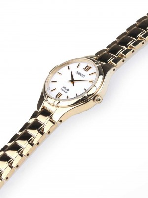 Дамски часовник Seiko Solar-Titanium SUP282P1