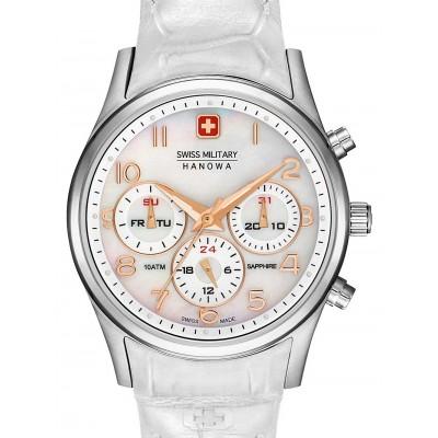 Дамски часовник Swiss Military Hanowa Navalus 06-6278.04.001.01